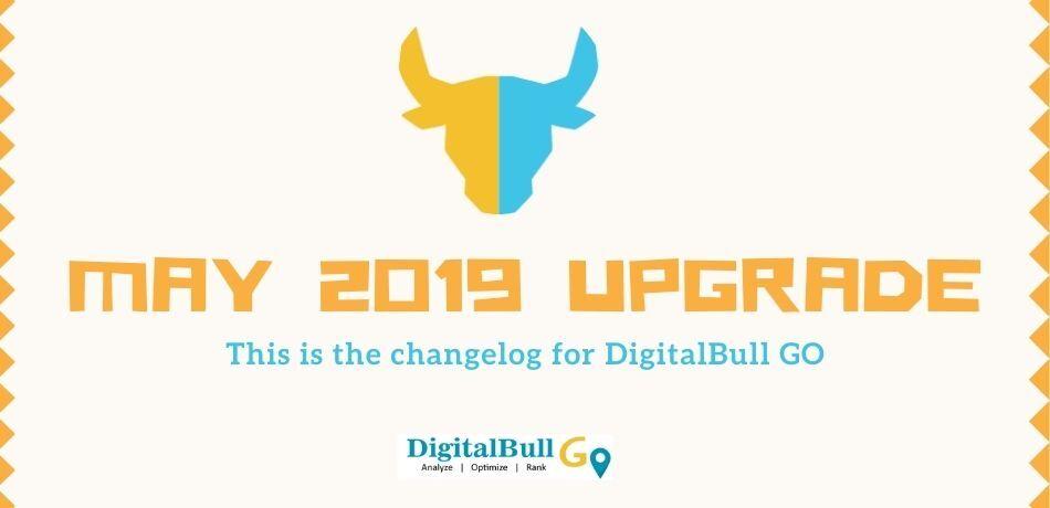 DigitalBull GO May 2019 Upgrade 1