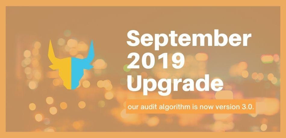 DigitalBull GO September 2019 Upgrade 1