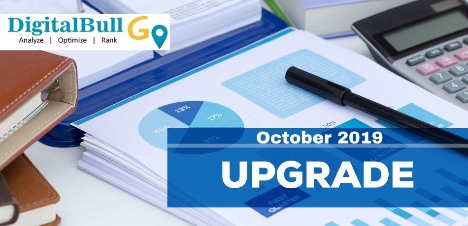 DigitalBull GO October 2019 Upgrade 1