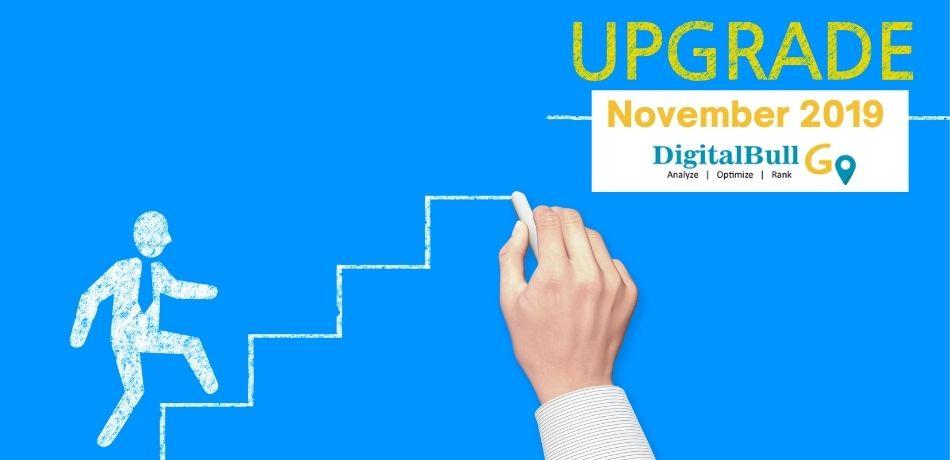 DigitalBull GO November 2019 Upgrade 1