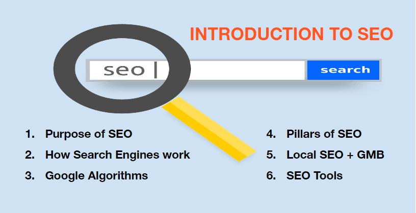 Purpose of SEO - Training