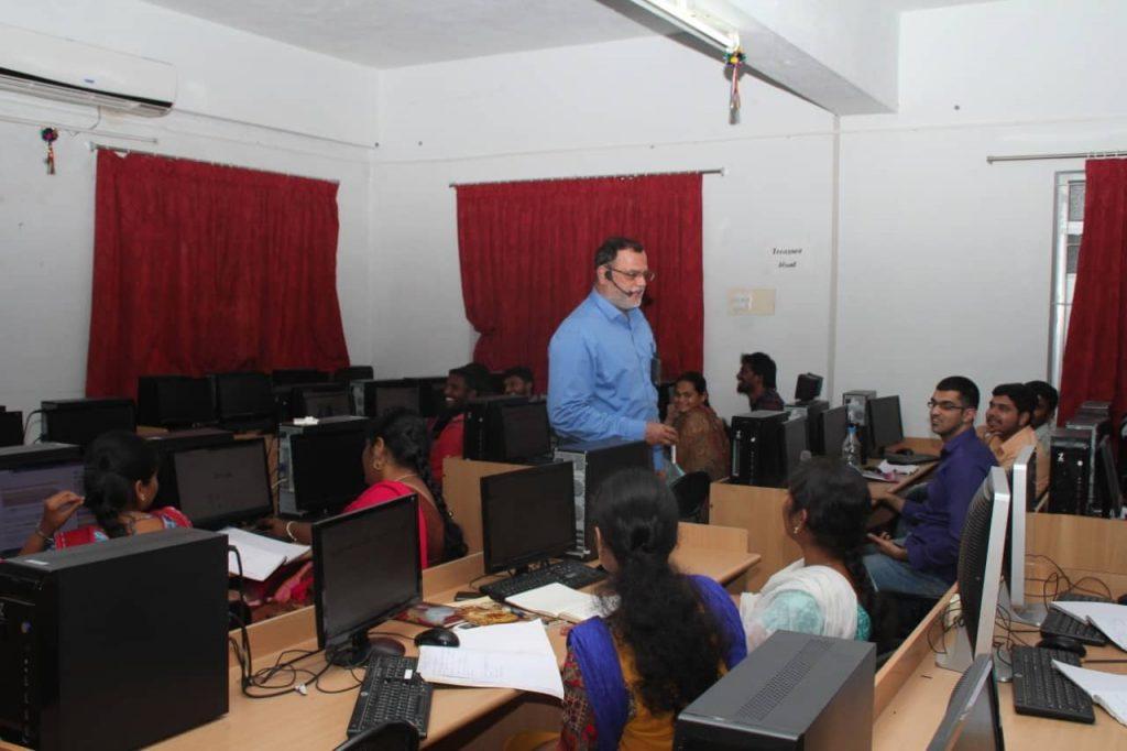 Srinath Rangaswamy - SEO Trainer
