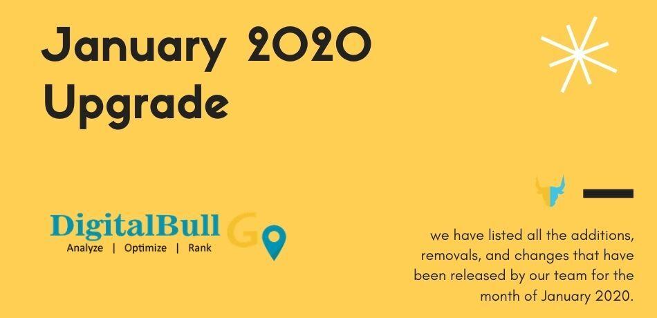 DigitalBull GO January 2020 Upgrade 1