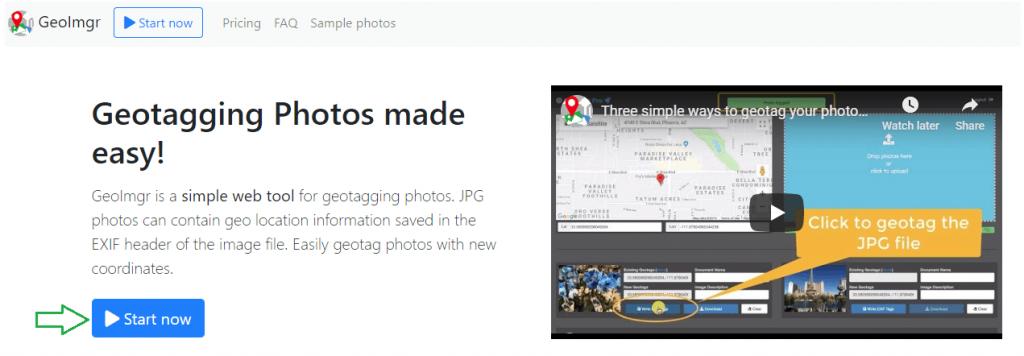 DigitalBull GO Geotagging Photos Process 3