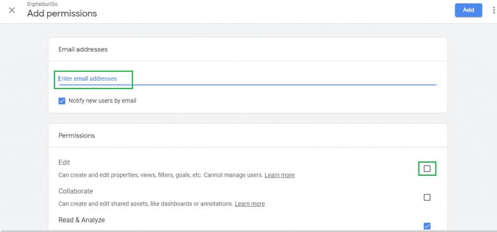 DigitalBull GO How to Integrate Google Analytics With DigitalBull GO 9