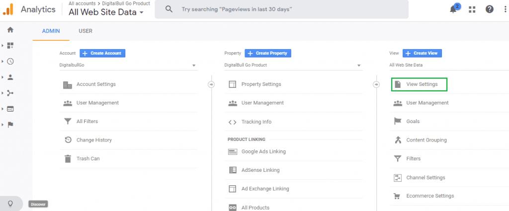 DigitalBull GO How to Integrate Google Analytics With DigitalBull GO 12