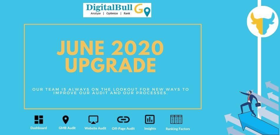 DigitalBull GO June 2020 Upgrade 5