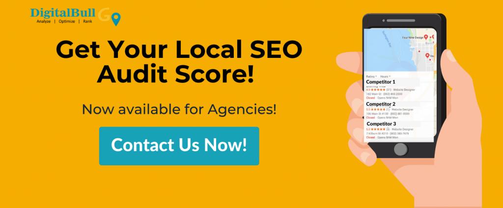 DigitalBull GO - Local SEO Audit Tool